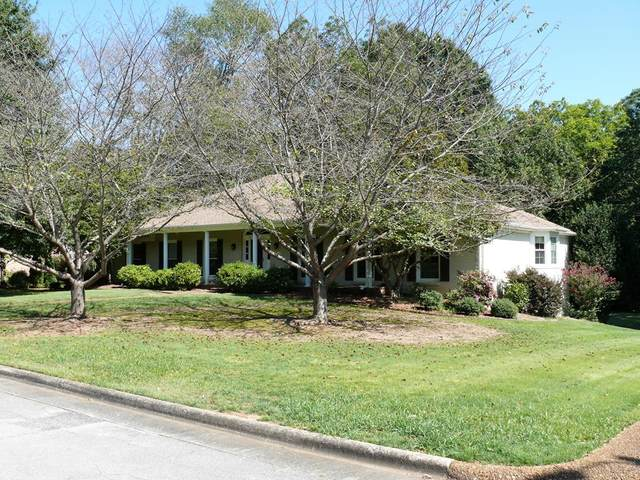 2132 Hickory Hills Rd, Florence, AL 35630 (MLS #432233) :: MarMac Real Estate