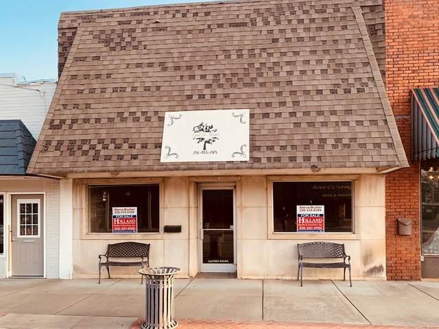1621 E Lee St, Rogersville, AL 35652 (MLS #432249) :: MarMac Real Estate