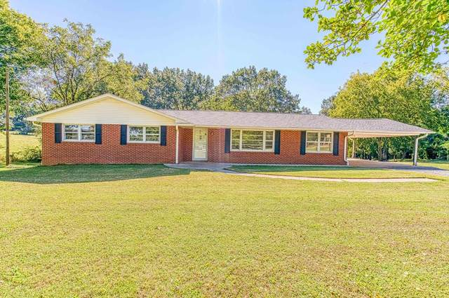 4702 Huntsville Rd, Florence, AL 35630 (MLS #432255) :: MarMac Real Estate