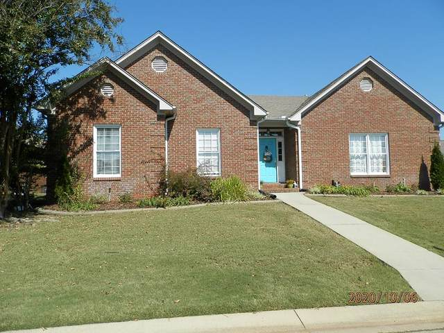 313 Winborne Dr, Florence, AL 35633 (MLS #432269) :: MarMac Real Estate