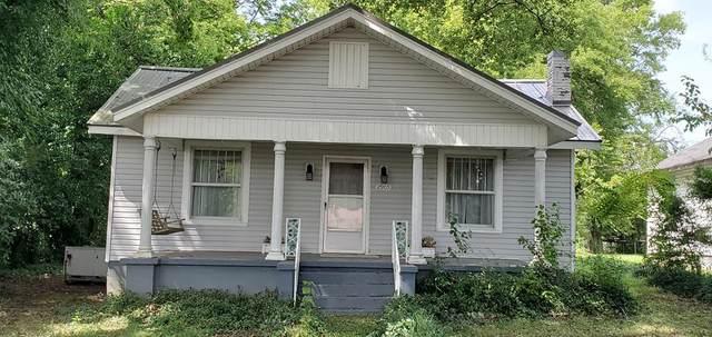 2905 10th Ave, Sheffield, AL 35660 (MLS #432321) :: MarMac Real Estate