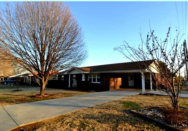 119 Wisconsin Ave, Muscle Shoals, AL 35661 (MLS #432360) :: MarMac Real Estate