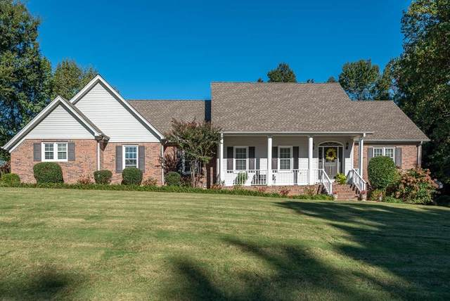 9205 Turtle Point Dr, Killen, AL 35645 (MLS #432361) :: MarMac Real Estate