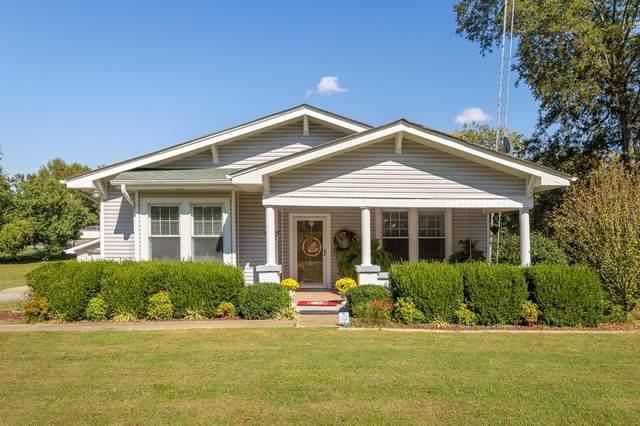 120 Taylor-Kizer St, Lexington, AL 35648 (MLS #432369) :: MarMac Real Estate