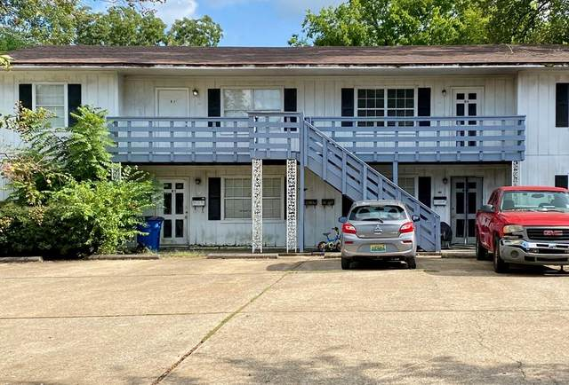 510 E Irvine Ave, Florence, AL 35630 (MLS #432373) :: MarMac Real Estate
