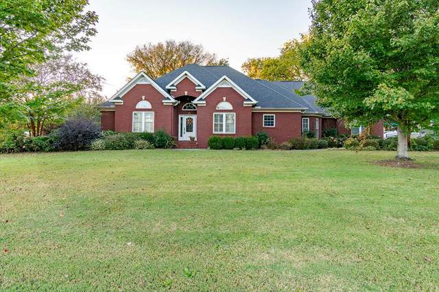 16 Forest Home Dr, Trinity, AL 35673 (MLS #432401) :: MarMac Real Estate