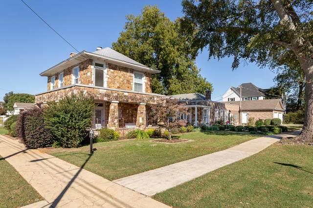 500 Main St, Tuscumbia, AL 35674 (MLS #432411) :: MarMac Real Estate