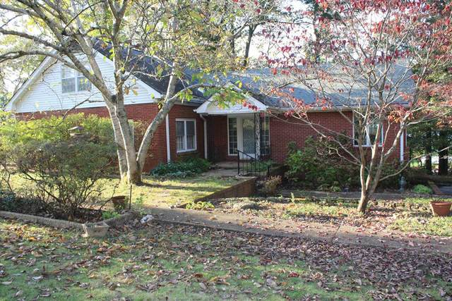 1500 Lakewood Dr, Muscle Shoals, AL 35661 (MLS #432457) :: MarMac Real Estate