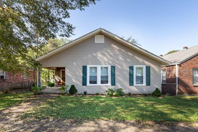 1009 Annapolis Ave, Sheffield, AL 35660 (MLS #432458) :: MarMac Real Estate