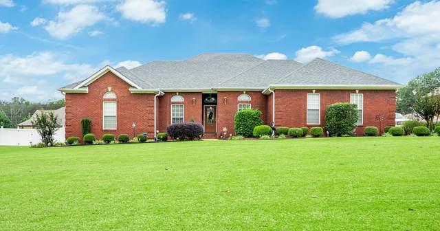 246 Melissa Dr, Muscle Shoals, AL 35661 (MLS #432471) :: MarMac Real Estate