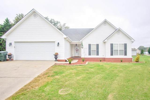 138 Village Cr, Tuscumbia, AL 35674 (MLS #432475) :: MarMac Real Estate