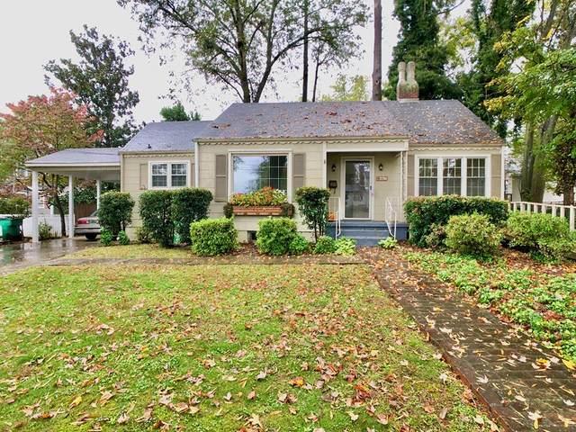 607 5th St E, Tuscumbia, AL 35674 (MLS #432477) :: MarMac Real Estate
