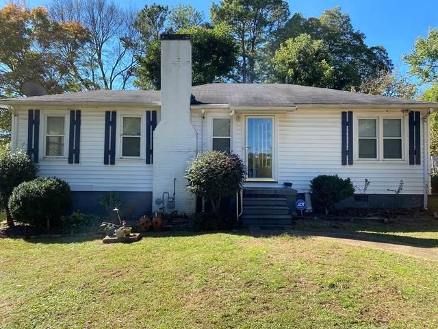 312 Hillcrest Cr, Florence, AL 35630 (MLS #432524) :: MarMac Real Estate