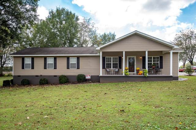 1202 Decatur St E, Tuscumbia, AL 35674 (MLS #432528) :: MarMac Real Estate