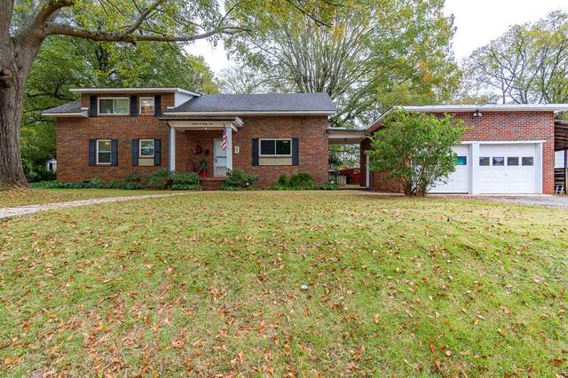 14094 Market St, Moulton, AL 35650 (MLS #432573) :: MarMac Real Estate