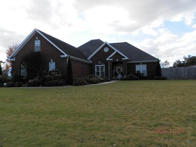 3106 E Mcguire Dr, Muscle Shoals, AL 35661 (MLS #432589) :: MarMac Real Estate