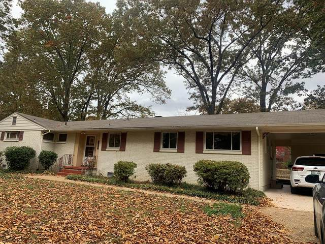 1633 Lamar St, Florence, AL 35630 (MLS #432592) :: MarMac Real Estate