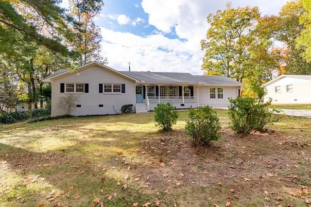 2003 NW Morningside Dr, Hartselle, AL 35640 (MLS #432607) :: MarMac Real Estate