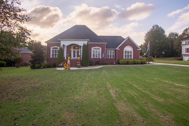 165 Meadow Ln, Rogersville, AL 35652 (MLS #432660) :: MarMac Real Estate