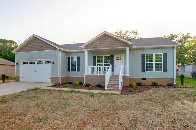 278 Spring St, Rogersville, AL 35652 (MLS #432680) :: MarMac Real Estate