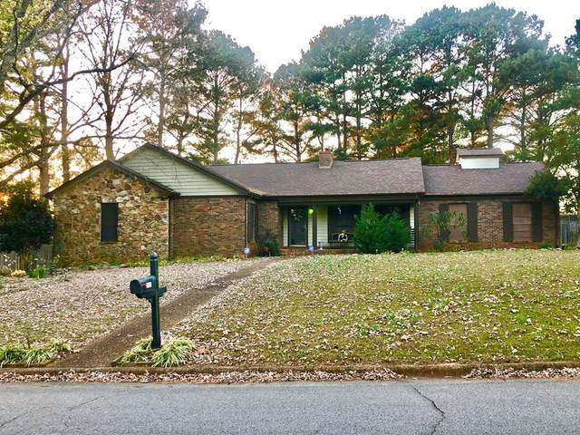 205 Westbury Ln, Florence, AL 35630 (MLS #432690) :: MarMac Real Estate