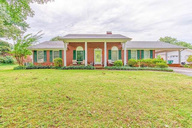 806 Lamar Ave, Tuscumbia, AL 35674 (MLS #432697) :: MarMac Real Estate