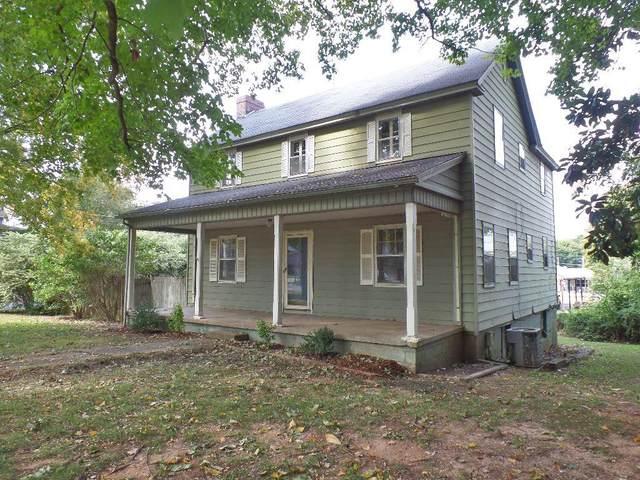 1601 Ridge Dr, Sheffield, AL 35660 (MLS #432780) :: MarMac Real Estate