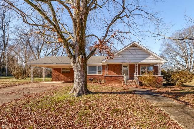 706 Beaupree St, Tuscumbia, AL 35674 (MLS #432890) :: MarMac Real Estate