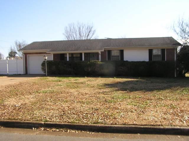2406 Dunbrooke St, Florence, AL 35630 (MLS #432928) :: MarMac Real Estate