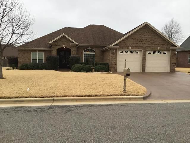 106 Chappell Rd, Muscle Shoals, AL 35661 (MLS #432941) :: MarMac Real Estate