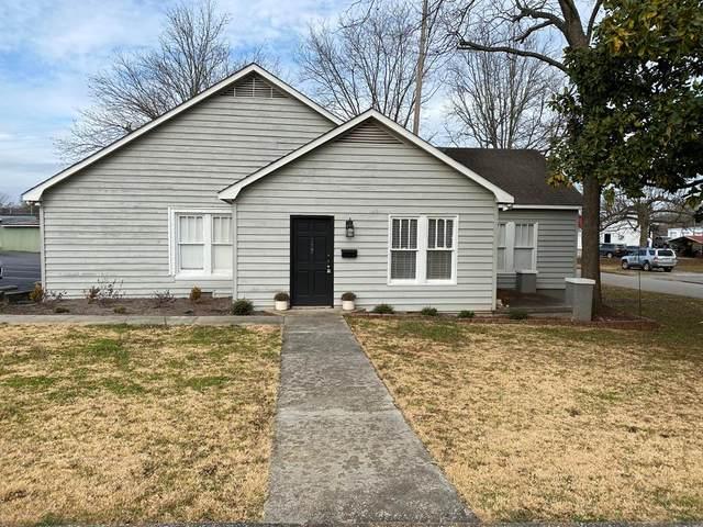757 Lawrence St, Moulton, AL 35650 (MLS #161851) :: MarMac Real Estate