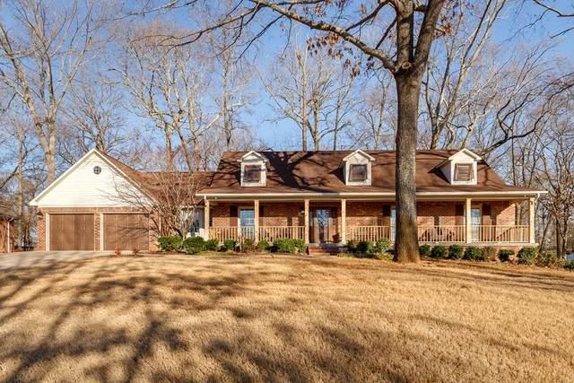 114 Willow Oak Dr, Muscle Shoals, AL 35661 (MLS #432981) :: MarMac Real Estate