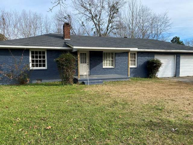 3621 Nix Rd, Phil Campbell, AL 35581 (MLS #432988) :: MarMac Real Estate