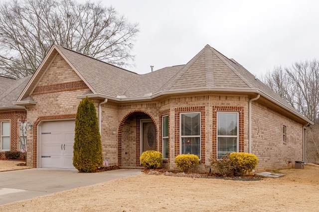 135 Cottage Ln, Florence, AL 35630 (MLS #433016) :: MarMac Real Estate