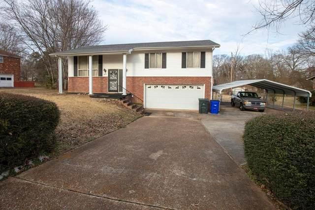 1614 Beckman Dr, Florence, AL 35630 (MLS #433017) :: MarMac Real Estate
