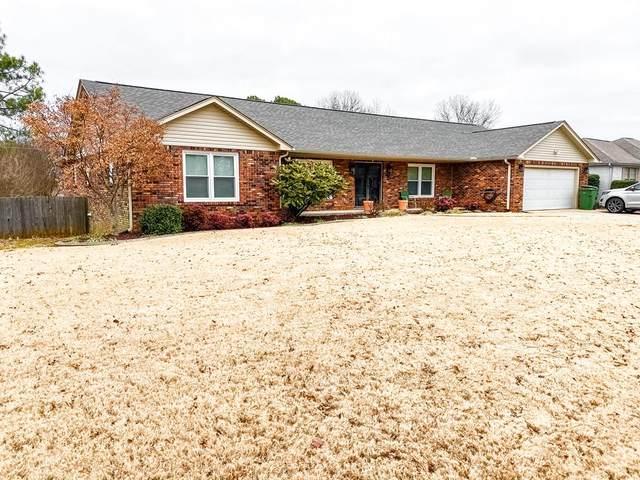 2205 Jackson Ave, Muscle Shoals, AL 35661 (MLS #433020) :: MarMac Real Estate