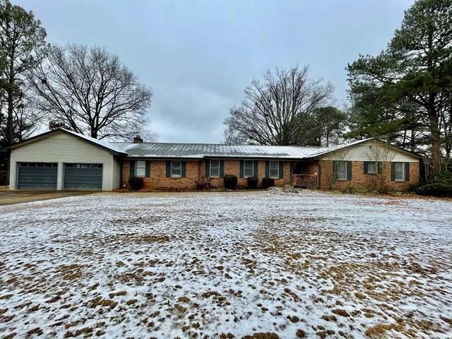 503 E Washington Ave, Muscle Shoals, AL 35661 (MLS #433021) :: MarMac Real Estate