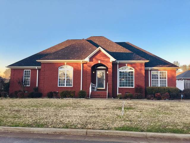 213 Girard Ave, Muscle Shoals, AL 35661 (MLS #433038) :: MarMac Real Estate