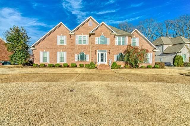 206 Brooke Dr, Muscle Shoals, AL 35661 (MLS #433060) :: MarMac Real Estate