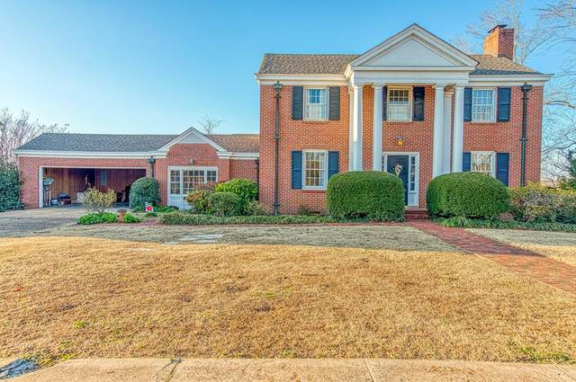 814 River Bluff Dr, Sheffield, AL 35660 (MLS #433062) :: MarMac Real Estate