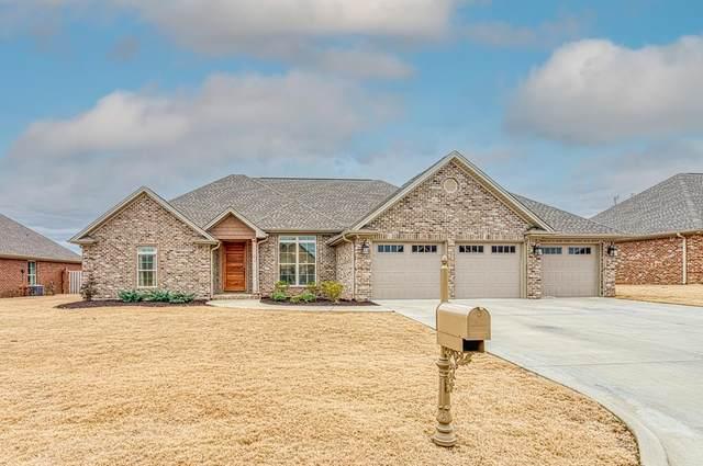117 Sullivan Rd, Muscle Shoals, AL 35661 (MLS #433071) :: MarMac Real Estate