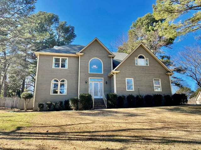 9222 Turtle Point Dr, Killen, AL 35645 (MLS #433081) :: MarMac Real Estate