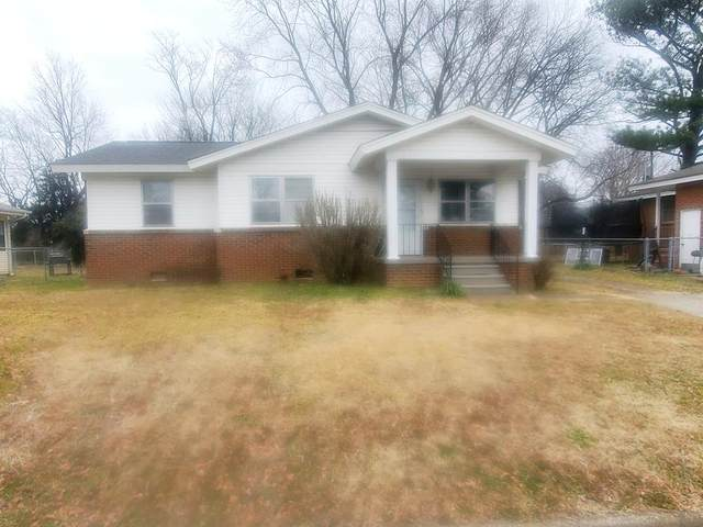1722 Marlborough Blvd, Florence, AL 35630 (MLS #433098) :: MarMac Real Estate