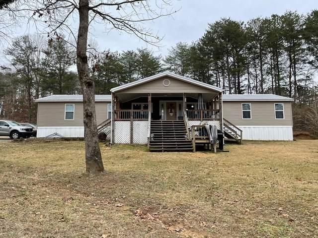 855 Cr 3413, Haleyville, AL 35565 (MLS #433100) :: MarMac Real Estate