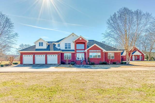 1858 Old Memphis Pike, Tuscumbia, AL 35674 (MLS #433102) :: MarMac Real Estate