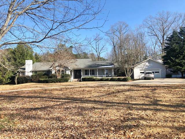 2801 18th Ave, Haleyville, AL 35565 (MLS #433106) :: MarMac Real Estate