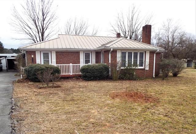 8810 Old Lee Hwy, Cherokee, AL 35616 (MLS #433137) :: MarMac Real Estate