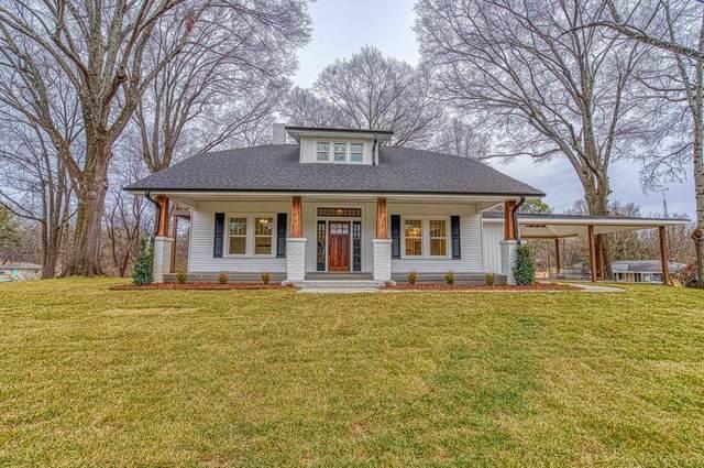 105 Berkley St, Muscle Shoals, AL 35661 (MLS #433138) :: MarMac Real Estate