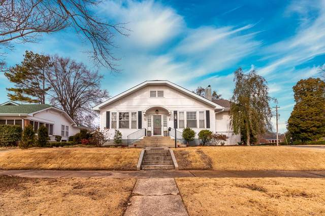 709 5th St E, Tuscumbia, AL 35674 (MLS #433143) :: MarMac Real Estate