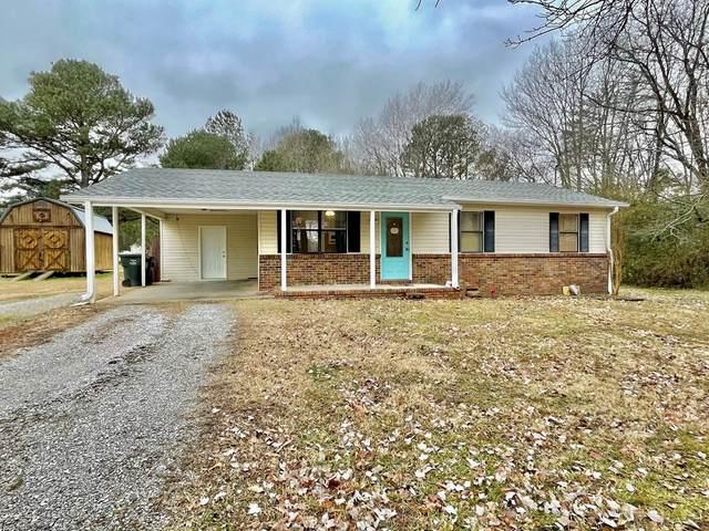 193 Plaza Ct, Cherokee, AL 35616 (MLS #433171) :: MarMac Real Estate